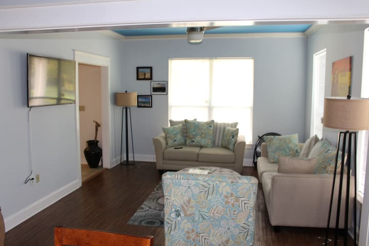 New 3 BR Home near LSU and Downtown