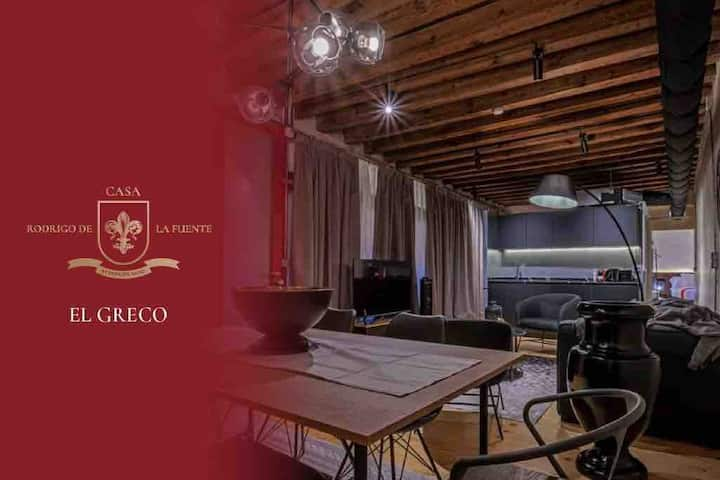 """Apartamento Histórico """" El Greco"""""""