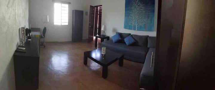 Suites Casa Blanca D4-Facturamos-zona residencial!