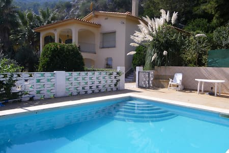 Villa With Stunning Views - Barx