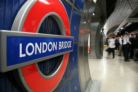 Single box room at london bridge - London - Lägenhet