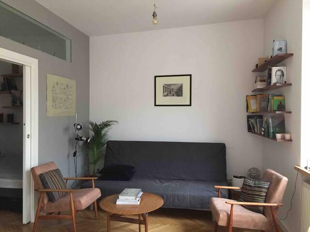 Beautiful, cozy apartament in Old Mokotów