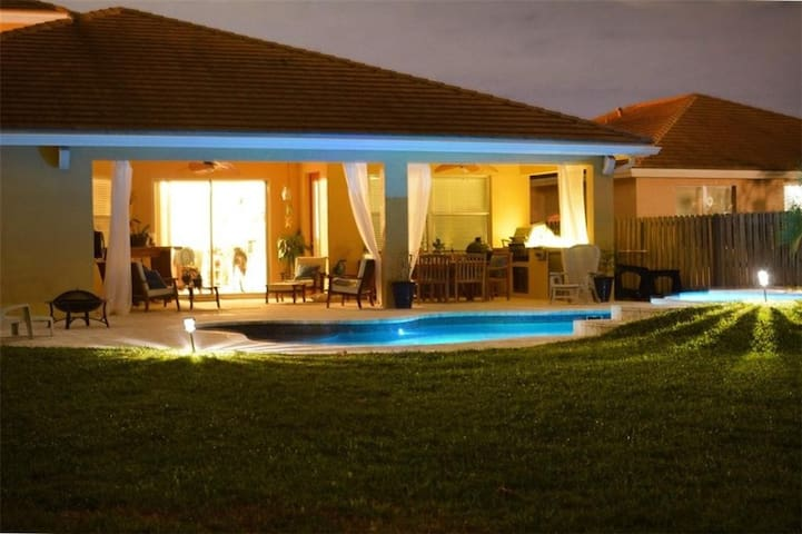 Luxury Vacation Home in Sailfish Capital of World