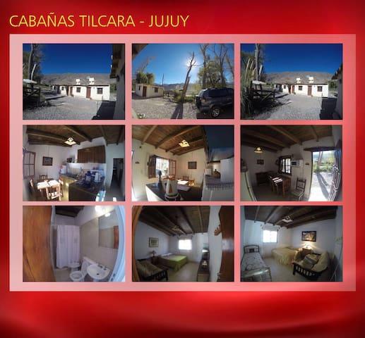 Cabañas Altos de Tilcara Loft