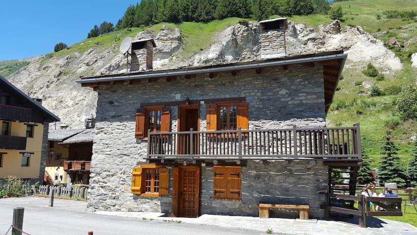 Peter House - La Thuile - Apartment