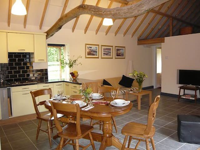Seafret Barn, North Norfolk
