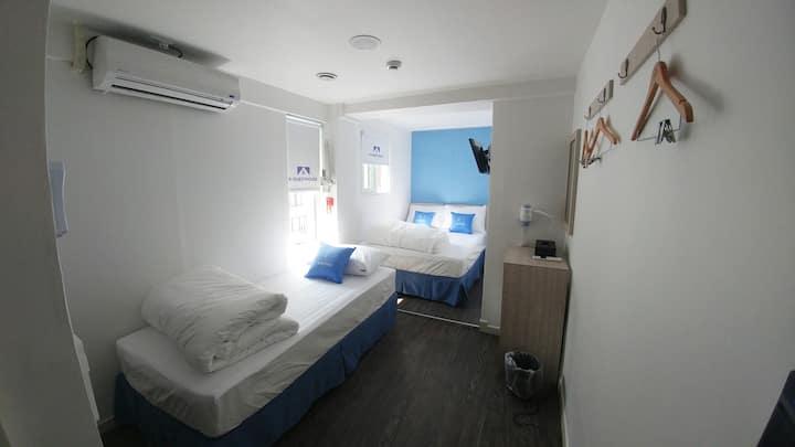 K-Guesthouse Dongdaemun5(Triple#01)
