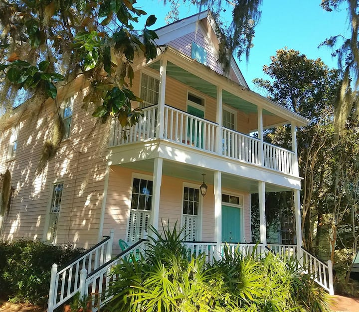 Port Royal-Parris Island-Beaufort-Beaches & More!