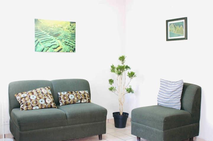 Casa Entera Una Habitacion Excelente Ubicación