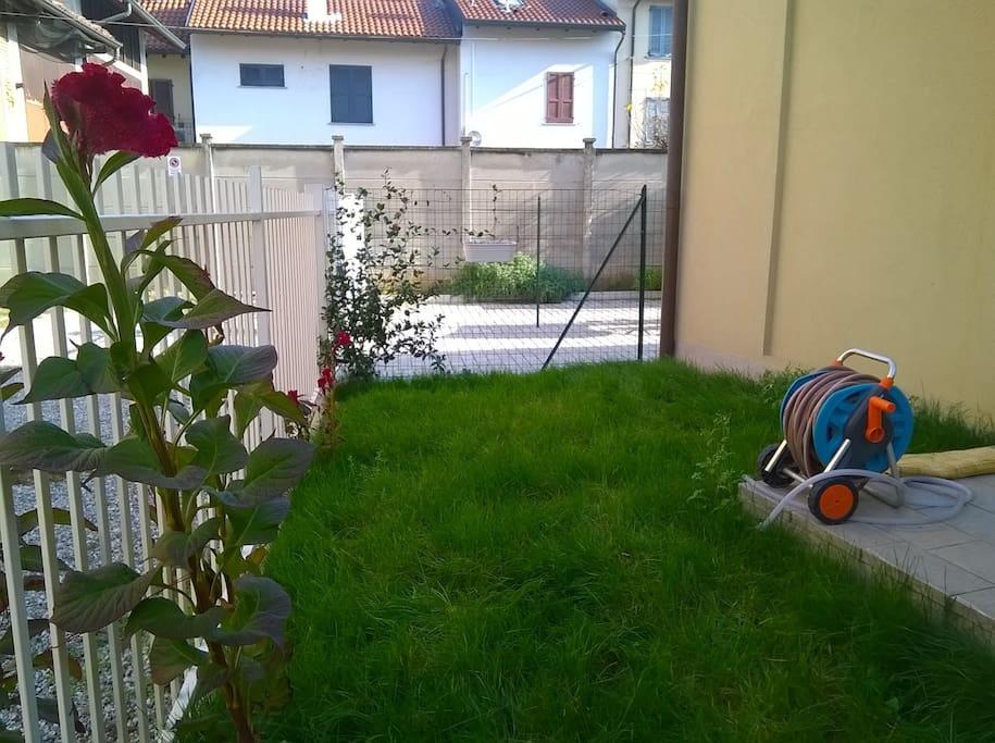 Casa con giardino a 10min da milano appartamenti in affitto a paderno dugnano lombardia italia - Casa con giardino milano ...