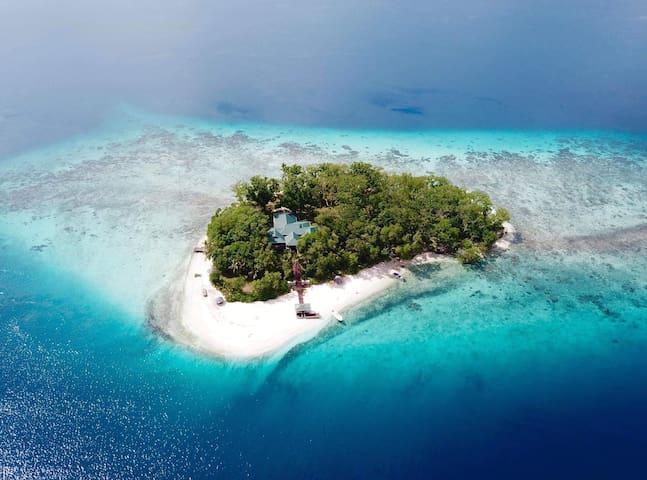 Mamasa Private Island