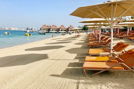 On the Beach-Anantara-Exceptional 1 BDR-The Palm