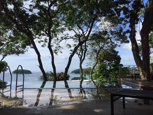 1 bed bungalow A with sea view in Kata beach