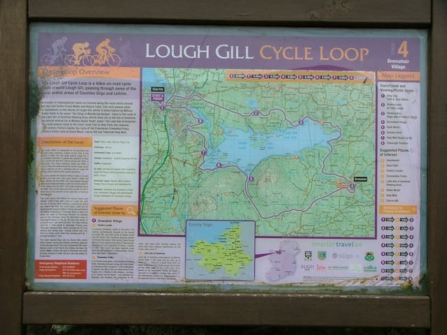Local Cycle Route