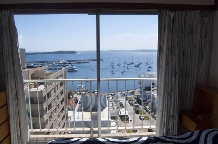 Main bedroom's view!
