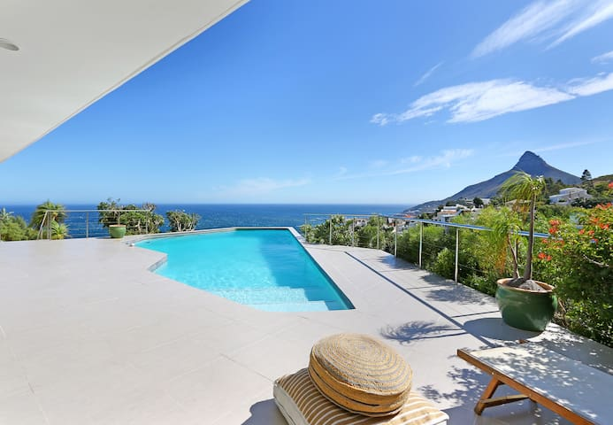 House on table mountain with 360 views vacation homes for House 360 view