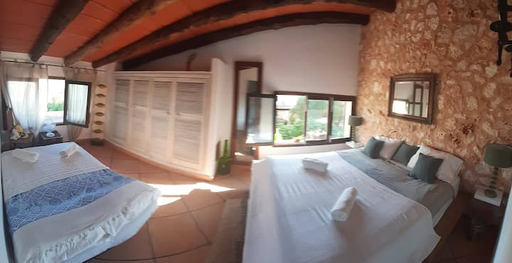 Room Olivero with  nice view