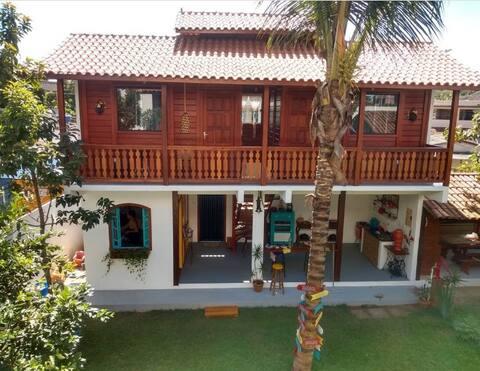 Apartamento na Barra do Jucu: Nossa Toca Barrão