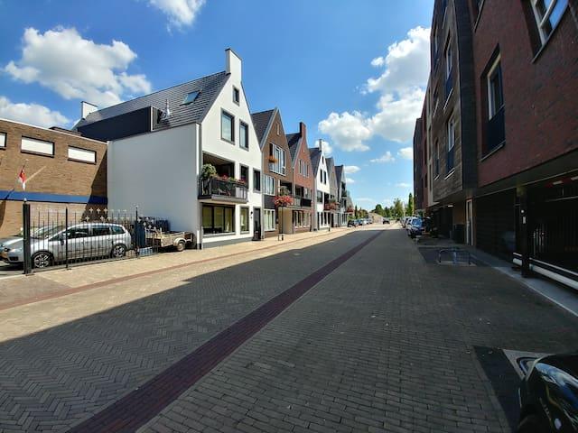 Great apartment near Amsterdam