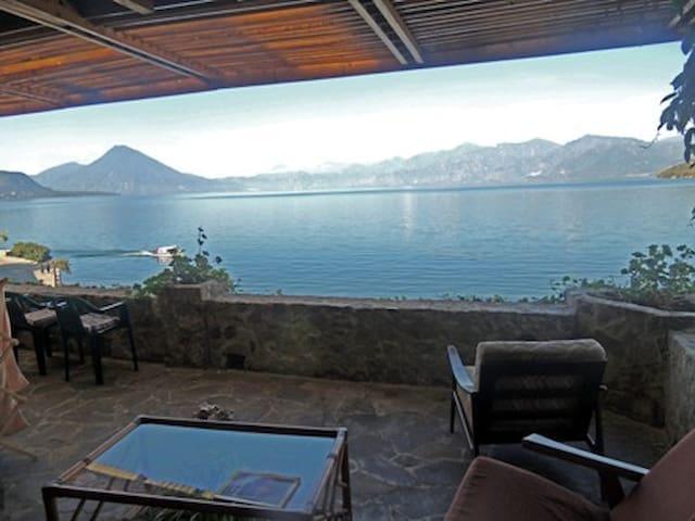 Lake Atitlan - Retreat House - Mayan Town