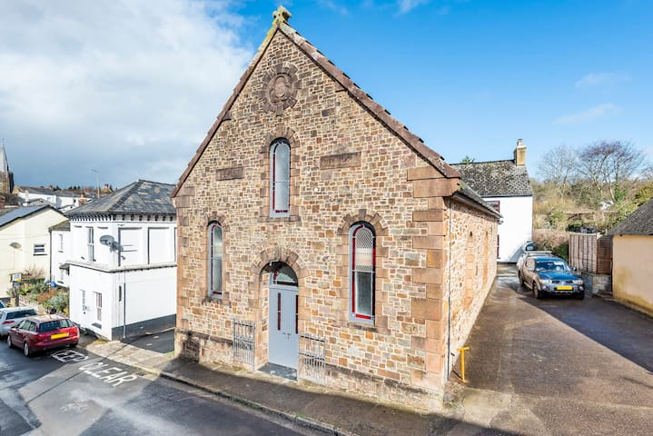 Converted Baptist Chapel in delightful town