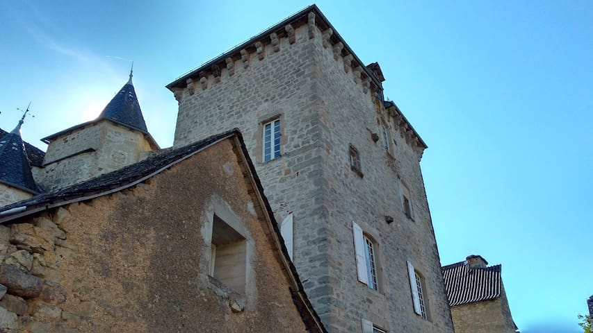 Historic Chateau Tower - Comfortable for Eight