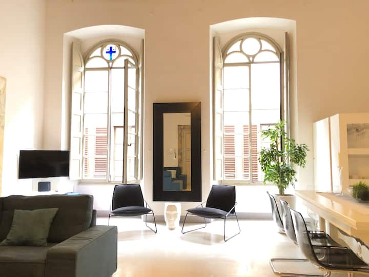 Central apartment, Ponte Vecchio-Santo Spirito