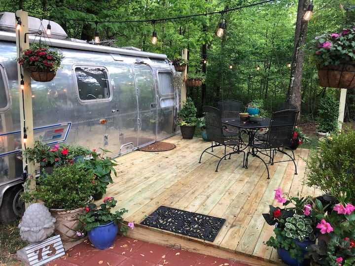 Airstream #73 at The Grove