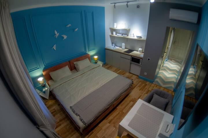 ABR apartment 1 (super best location)
