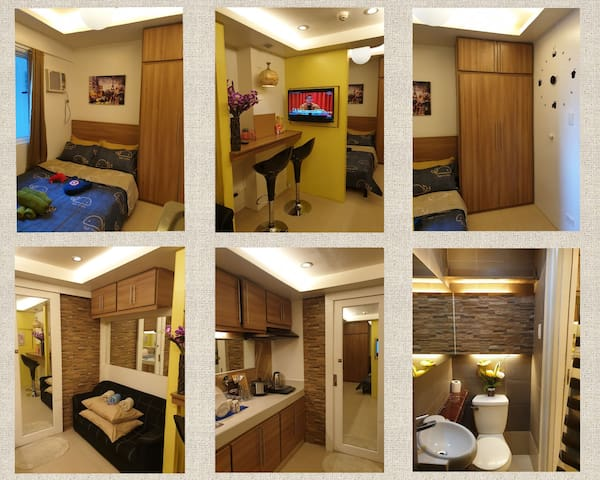 MPlace Romantic Place w/ Cooking+Wifi+Cable+Games