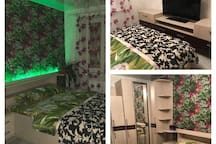 Уют и романтик, комфортная квартира