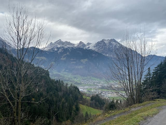 Winter Holidays in the heart of Switzerland