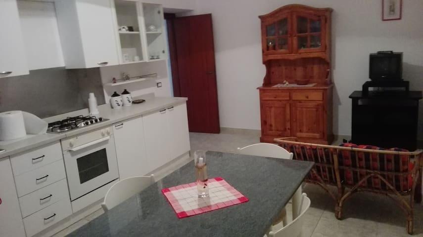 Appartamento ristrutturato vicino Telese Terme - San Salvatore Telesino - Wohnung