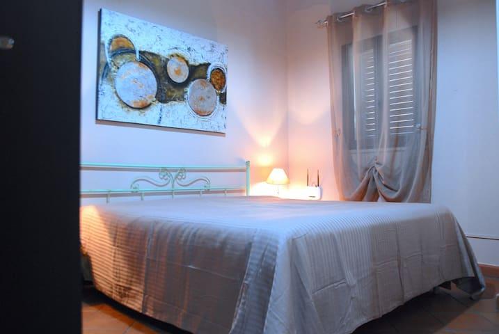 camera con aria condizionata