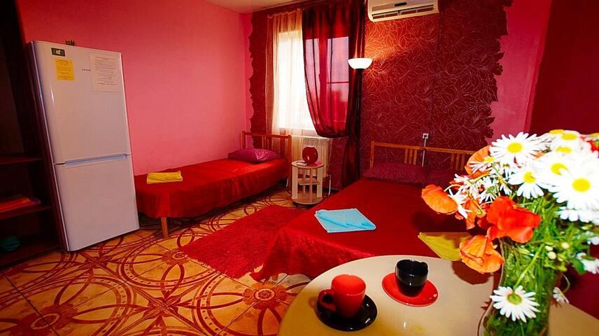 Современная студия для комфортного жилья