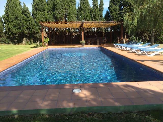 VILLA  EN PALAFRUGELL - COSTA BRAVA - Palafrugell - Haus