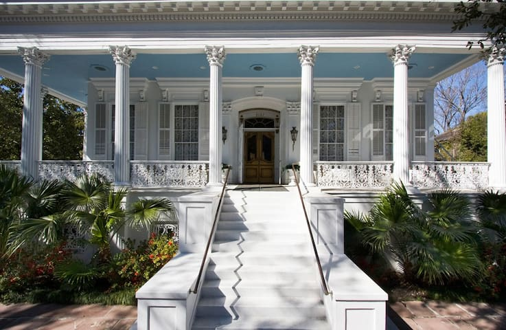 Historic Lower Garden District Mansion - New Orleans - Boutique-Hotel