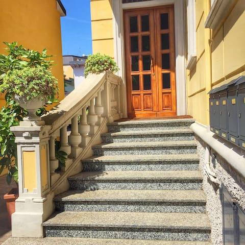 Romantic apartment in Cremona