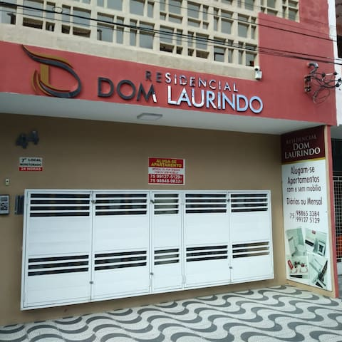Edifício Dom Laurindo Apartamento Casal