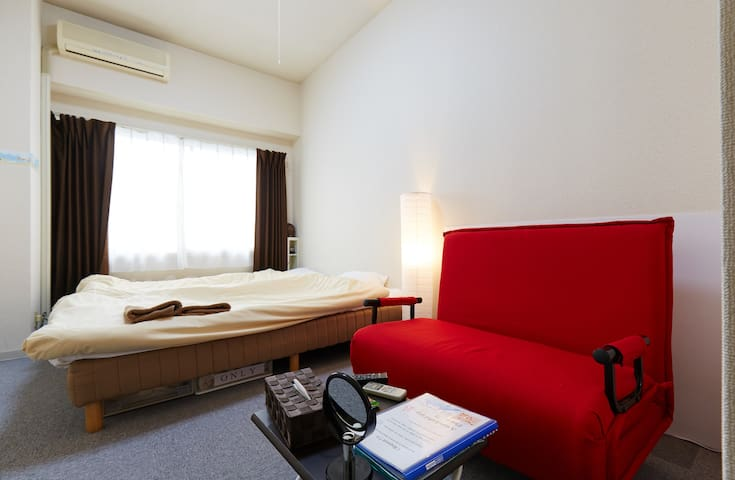 Super close to Tokyo Station!207 - Chuo-ku - Apartment