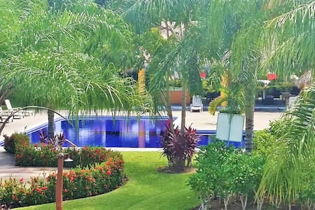 3 Bedroom Beach Style on a Budget - Bucerías - Condominium