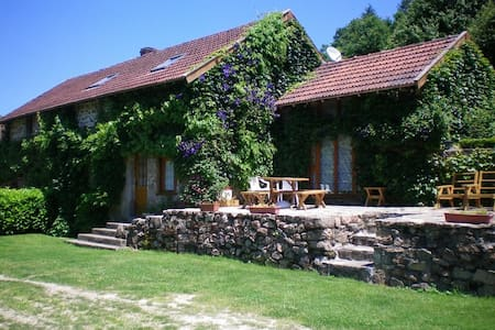 Large Cottage Limousin Countryside - Eymoutiers