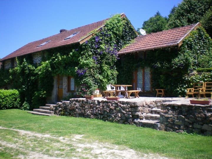 Large Cottage Limousin Countryside