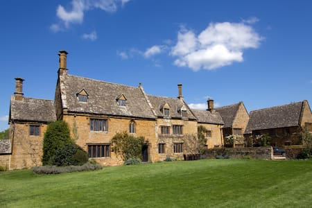 Oldest part of Cotswold Manor - Warwickshire