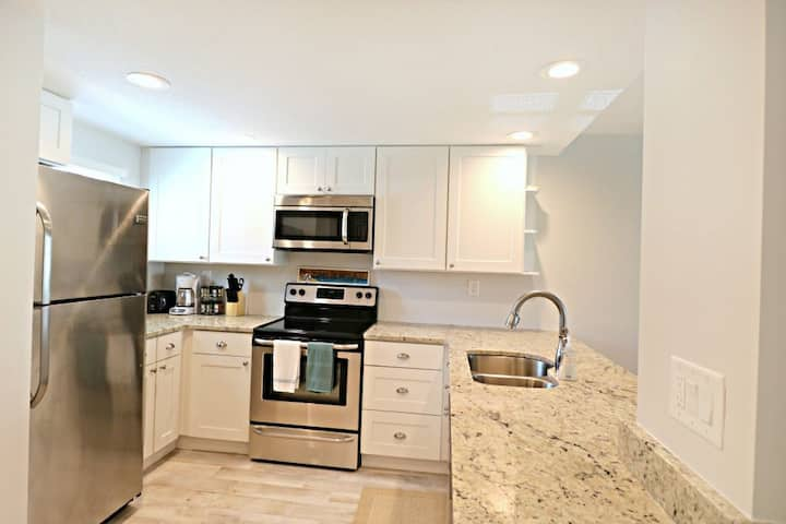 Completely Remodeled Premium Condo on First Floor with Access to All Ocean Village Club Amenities!  Ocean Village Club O11