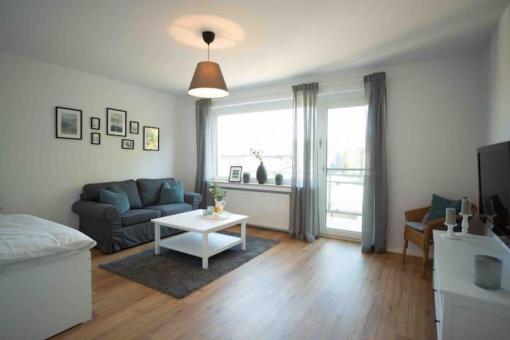 Moderne 2 Zimmer Wohnung (52qm) am CentrO!