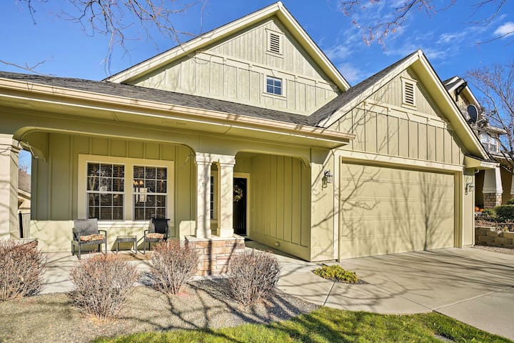 Hidden Springs Boise Home w/Pool, Park Access