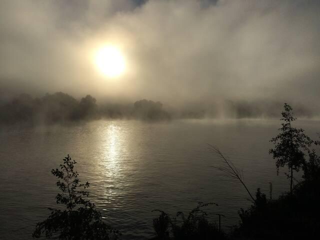 Impression, soleil levant...