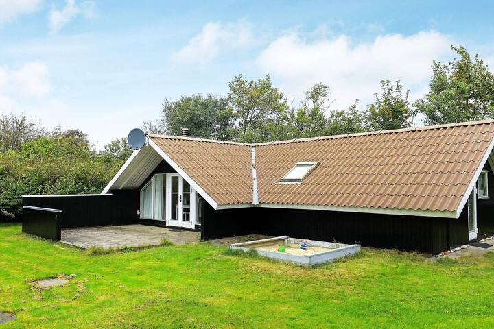 5 persoons vakantie huis in Ulfborg