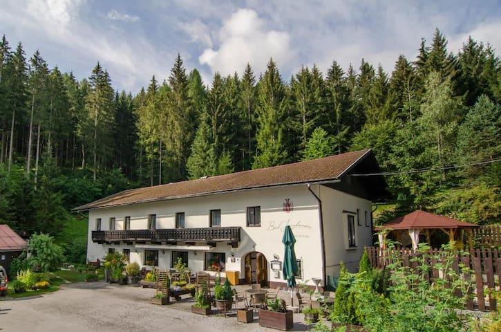 Charmantes Waldhotel Bad Jungbrunn
